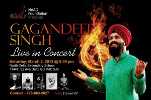 Concet - Gagandeep Singh March 2, 2013