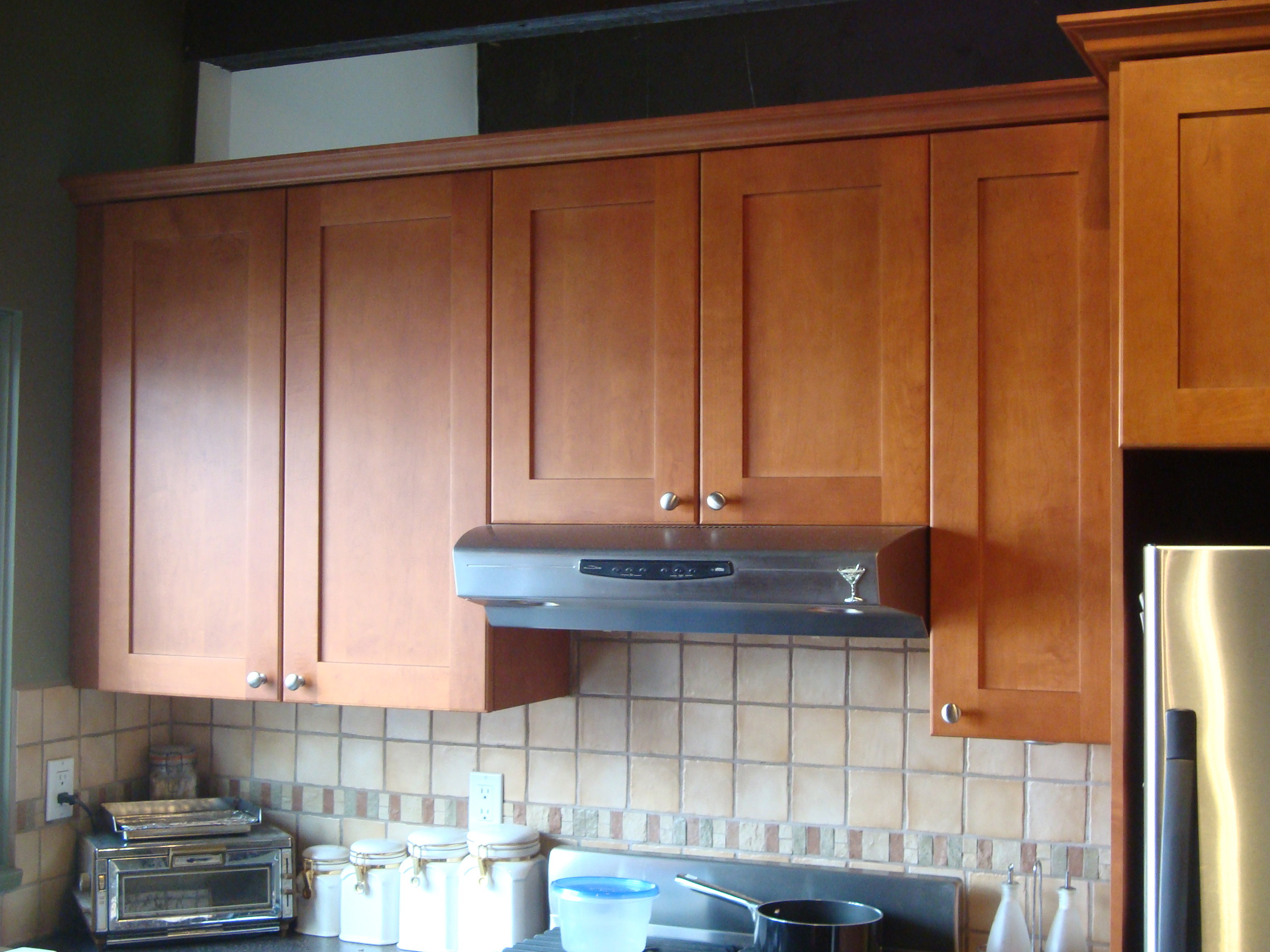 New construction project springridge construction for California kitchen cabinets abbotsford